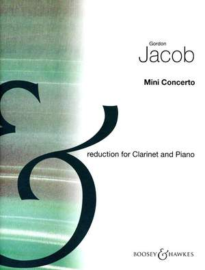 Jacob, G: Mini Concerto