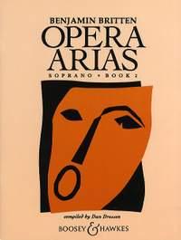 Britten, B: Opera Arias Vol. 2