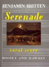Britten, B: Serenade op. 31