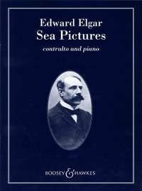 Elgar, E: Sea Pictures op. 37