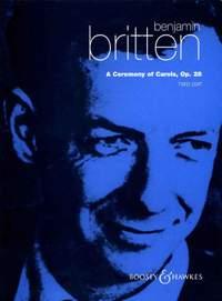 Britten, B: A Ceremony of Carols op. 28 (Harp Part)