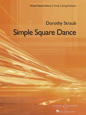 Straub, D A: Simple Square Dance