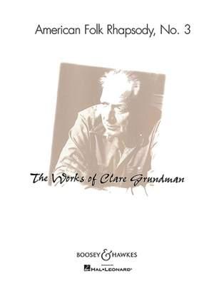 Grundman, C: American Folk Rhapsody Vol. 3
