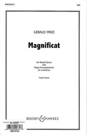 Finzi, G: Magnificat op. 36