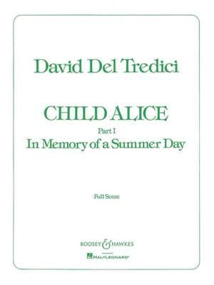 Del Tredici, D: Child Alice Part I