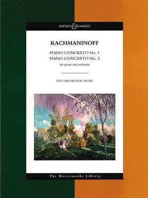 Rachmaninoff, S: Piano Concertos No. 1 & 2