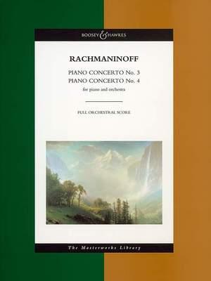 Rachmaninoff, S: Piano Concertos No. 3 & 4