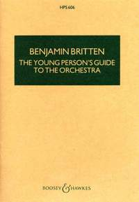 Benjamin Britten: The Young Person's Guide to the Orchestra, op. 34