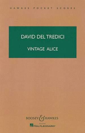 Del Tredici, D: Vintage Alice
