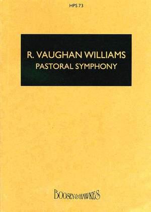 Vaughan Williams, R: Pastoral Symphony