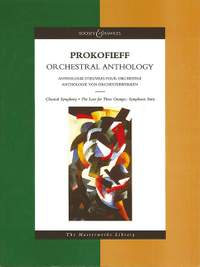 Prokofieff, S: Orchestral Anthology