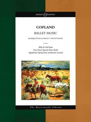 Copland: Ballet Music