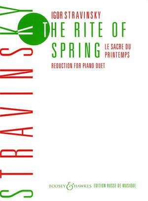 Stravinsky, I: The Rite of Spring Product Image
