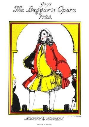 Gay, J: The Beggar's Opera