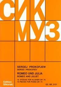 Prokofieff, S: Romeo and Juliet op. 75