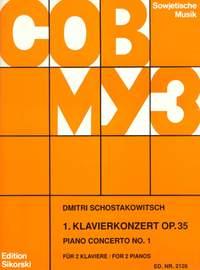 Shostakovich: Piano Concerto No. 1 C Minor op. 35