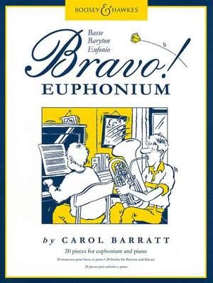 Barratt, C: Bravo! Euphonium