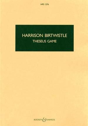 Birtwistle: Theseus Game