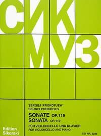 Prokofieff: Cello Sonata, Op. 119