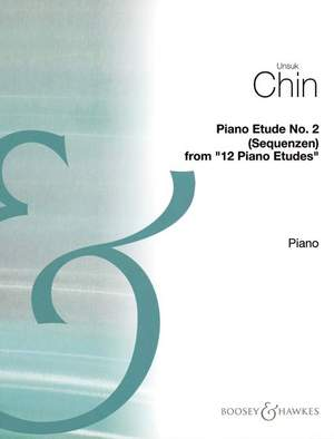 Chin, U: 12 Piano Etudes
