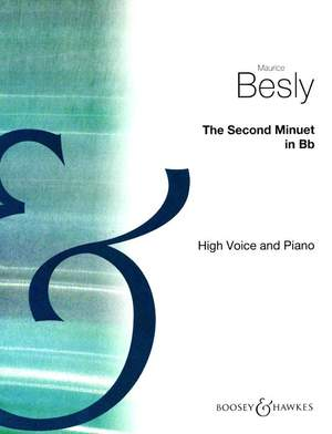 Besly, M: The Second Minuet