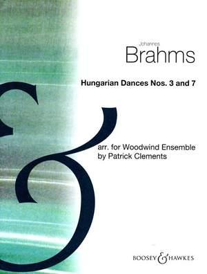 Brahms, J: Hungarian Dances Nos. 3-7