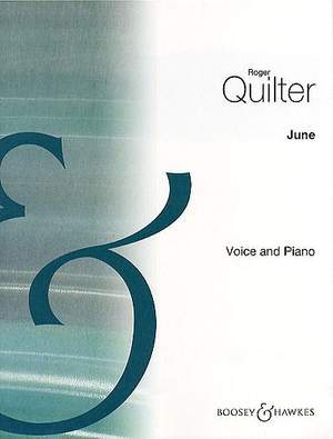 Quilter, R: June in D