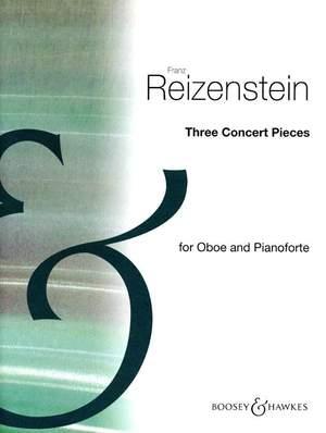 Reizenstein, F: Three Concert Pieces