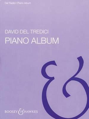 Del Tredici, D: Piano Album