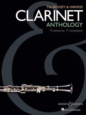 Various Artists: The Boosey & Hawkes Clarinet Anthology