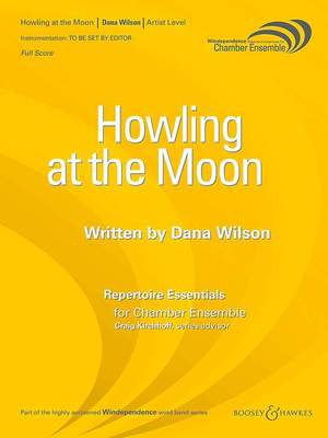 Wilson, D: Howling at the Moon