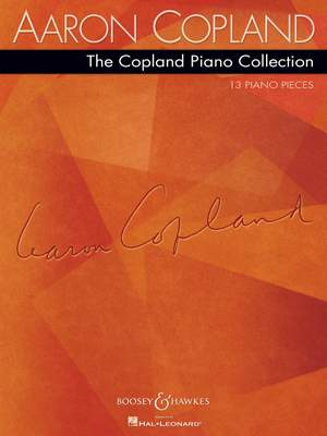 Copland, A: The Copland Piano Collection Product Image