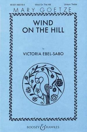 Ebel-Sabo, V: Wind on the Hill