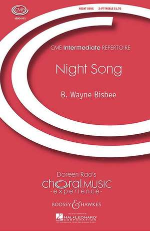 Bisbee, W: Night Song