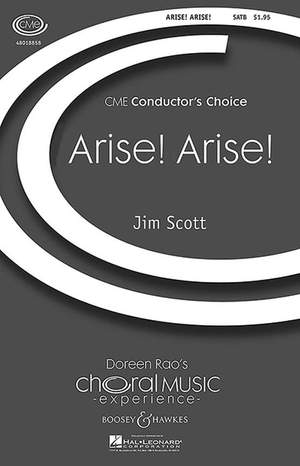 Scott, J: Arise! Arise! Product Image