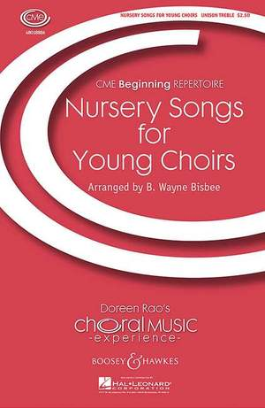 Bisbee, W: Nursery Songs for Young Choirs