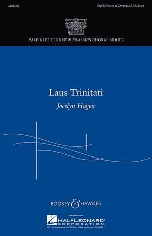 Hagen, J: Laus Trinitati