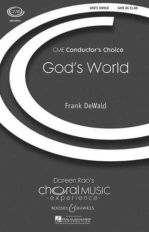 DeWald, F K: God's World