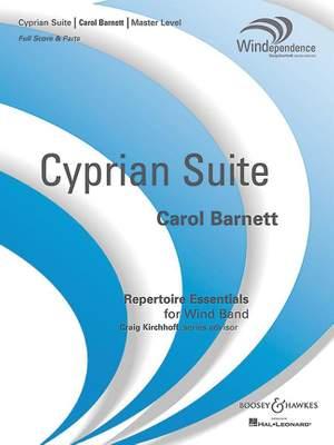 Barnett, C: Cyprian Suite