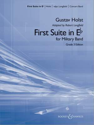Holst, G: First Suite in Eb op.28/1