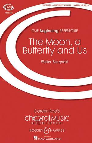 Buczynski, W: The moon, a butterfly and us