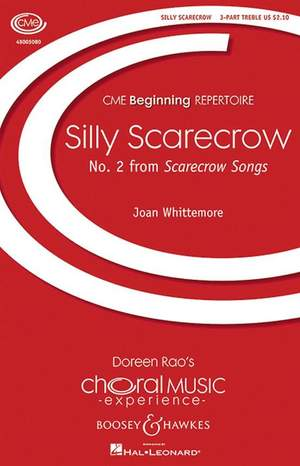 Whittemore, J: Scarecrow Songs