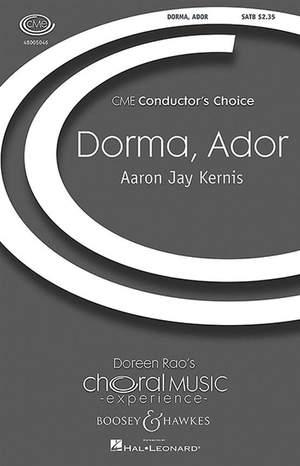 Kernis, A J: Dorma, Ador