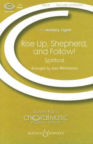 Whittemore, J: Rise up, Shepherd, and Follow