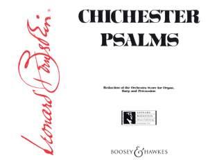 Bernstein, L: Chichester Psalms