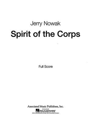 Nowak, J: Spirits of the Corps
