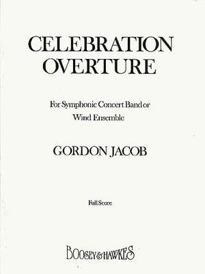 Jacob, G: Celebration Overture
