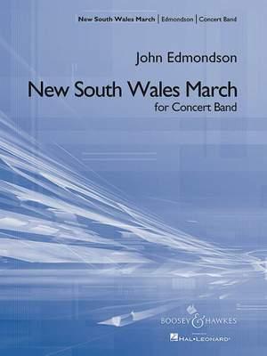 Edmondson, J: New South Wales March   QMB 471