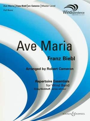Biebl, F: Ave Maria
