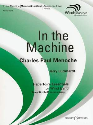 Menoche, C P: In the Machine
